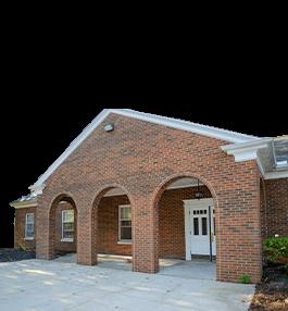 Outside view of Hilltop Family Dental office in Chardon